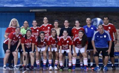 HOY / Prepara debut en la Copa América de Futsal FIFA