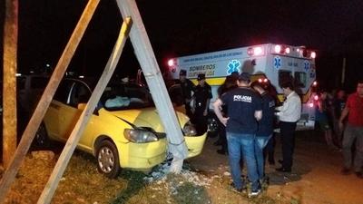 HOY / Pasajeros matan a puñaladas a un taxista de Luque
