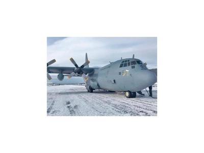 Hallan restos en lugar donde se perdió aeronave chilena