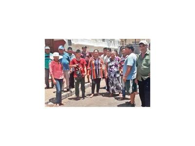Campesinos denuncian a Indert por no cerrar mensura