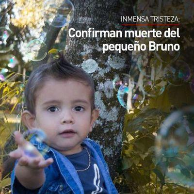 El país llora la muerte del pequeño Brunito