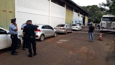 Balean y roban a cambista en aduana de Ciudad del Este