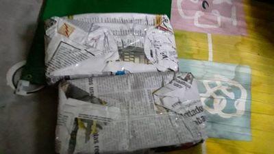 Chofer de presos intentó meter crack a la Penitenciaría de Tacumbú