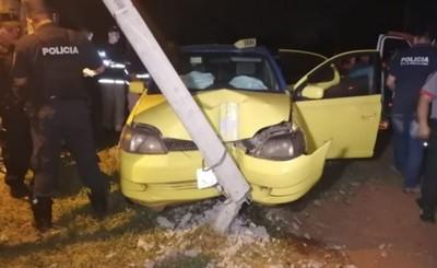 Taxista es muerto de varias puñaladas