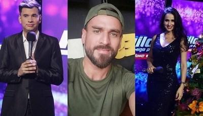 Helem Roux y Sebas Rodríguez se disculparon con Diego Britez
