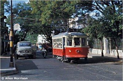 El transporte público que quedó en la historia