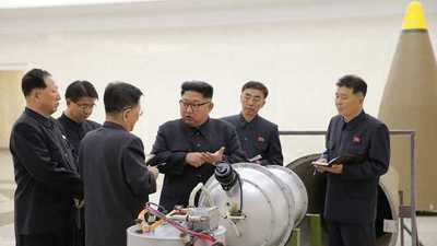 Inflexible, Kim Jong-un empuja a su país a una posible guerra.