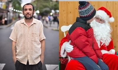 """Organizador de Miss Gordita pide a los padres tener cuidado con """"Papá Noel"""""""