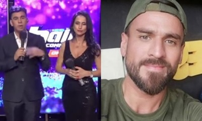Helem Roux y Sebas Rodríguez pidieron disculpas a Diego Brítez