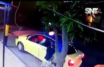 Pasajeros de la muerte: Asesinan a taxista en Luque