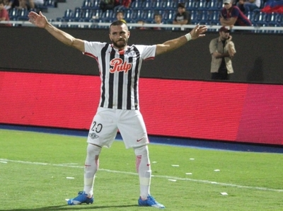 El futuro futbolístico de Antonio Bareiro está en México