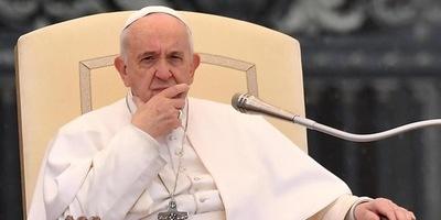 """Francisco: """"La guerra comienza por la intolerancia a la diversidad del otro"""""""