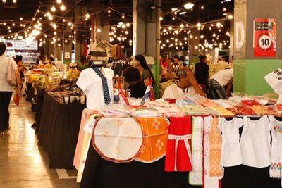 Feria navideña llama a adquirir y promocionar la artesanía nacional