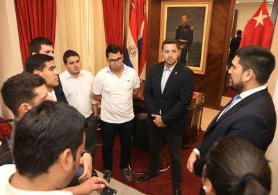 ANR: Dirigentes aguardan resolución del TEP