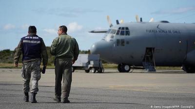 La Fuerza Aérea de Chile descarta encontrar supervivientes del avión siniestrado