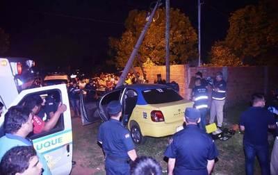 Hallan ropas ensangrentadas de presuntos homicidas de taxista luqueño •
