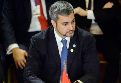 La primera reunión a solas entre un presidente de Paraguay y EEUU