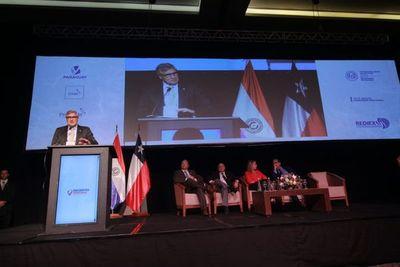 """Inició primer """"Encuentro Empresarial Paraguay-Chile"""" en Asunción"""