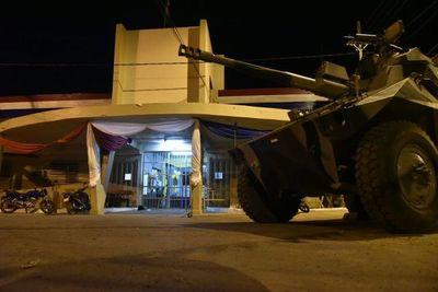 Guardiacárcel que ingresó dos kilos de crack en Tacumbú se dio por detenido