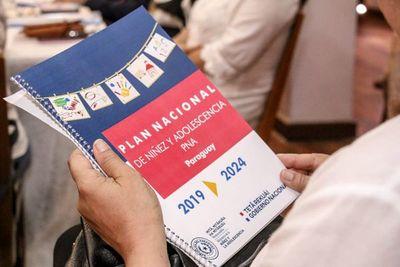 """Presentan """"Plan Nacional de Niñez y Adolescencia 2019-2024"""""""