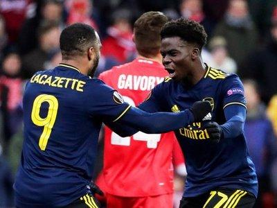 Arsenal, Getafe y Porto sellan el billete para dieciseisavos