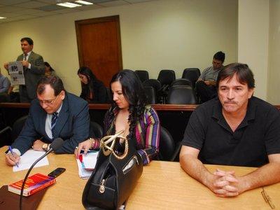 Pedro Robadín fue imputado por supuesto abuso sexual