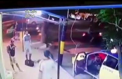 Asesinan a taxista en Luque: Identifican a presuntos asesinos de taxista