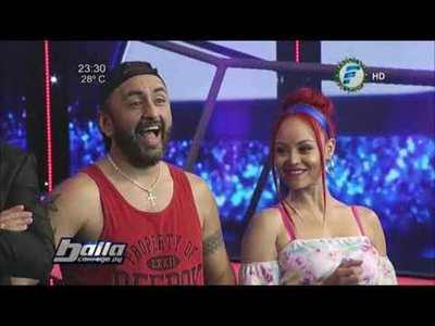 ¡Cada vez más cerca de la gran final del Baila Conmigo Paraguay!
