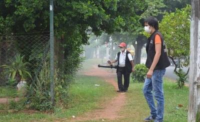 HOY / Realizan campaña de lucha contra el dengue, zika y chikungunya en San Lorenzo