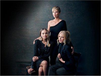 Nicole Kidman, Charlize Theron y Margot Robbie, el lujoso trío de El Escándalo