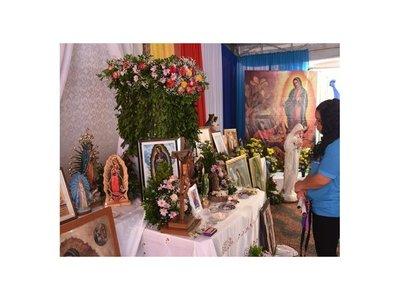 La distancia no  impide creer en los milagros de la Virgen de Guadalupe