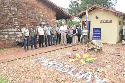 En San Cosme, habilitan un tour ambiental con apoyo de la Entidad Binacional Yacyretá
