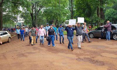 Cambistas exigen seguridad y justicia