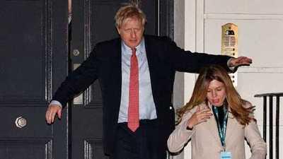 Aplastante victoria de Boris Johnson en el Reino Unido