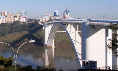 Brasil aplica tecnología para control en el Puente de la Amistad