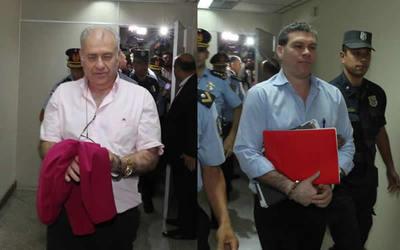 Ramón González Daher y su hijo pasarán las fiestas en la Especializada