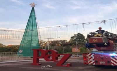 """""""Navidad CDE 2019"""" será inaugurada esta noche"""