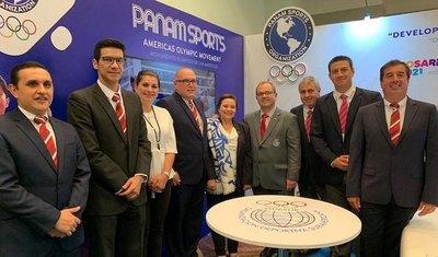 """Los Juegos Odesur """"Asunción 2022"""" fueron presentados en Miami"""