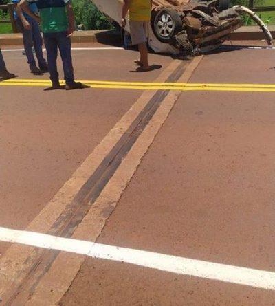 Mujer muere en un accidente en San Cristóbal