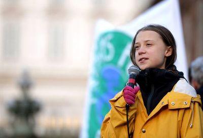 """El 2020 es """"el año de la acción"""", anuncia Greta Thunberg"""