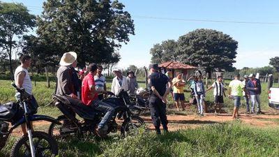 San Pedro: hallan cuerpo de comisario y detienen a principal sospechoso