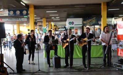 HOY / Mercado 4 y Terminal de Ómnibus serán escenarios de galas navideñas