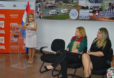 Asumen nuevas Viceministras de la Mujer