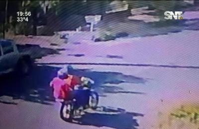 Motochorros asesinan a un prestamista en Luque