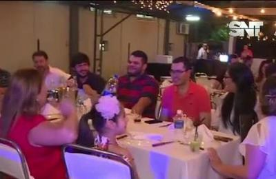 ¡Fiesta del Grupo Albavisión!
