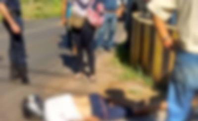 HOY / Motochorros matan a un prestamista en Luque