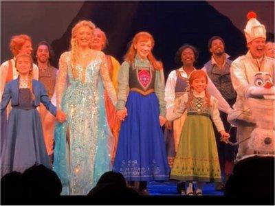 Hija de paraguayos hace carrera con musicales de Disney en Broadway