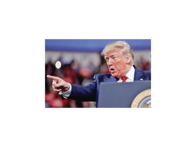 Se abre vía para votar sobre el juicio político contra Trump