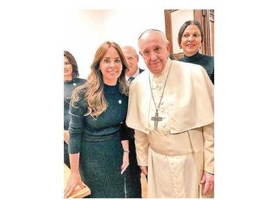 El papa Francisco resaltó otra vez  rol de la mujer paraguaya