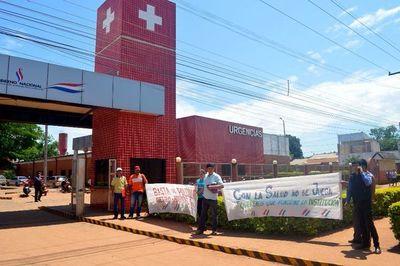 Koica financiará obra en hospital  general